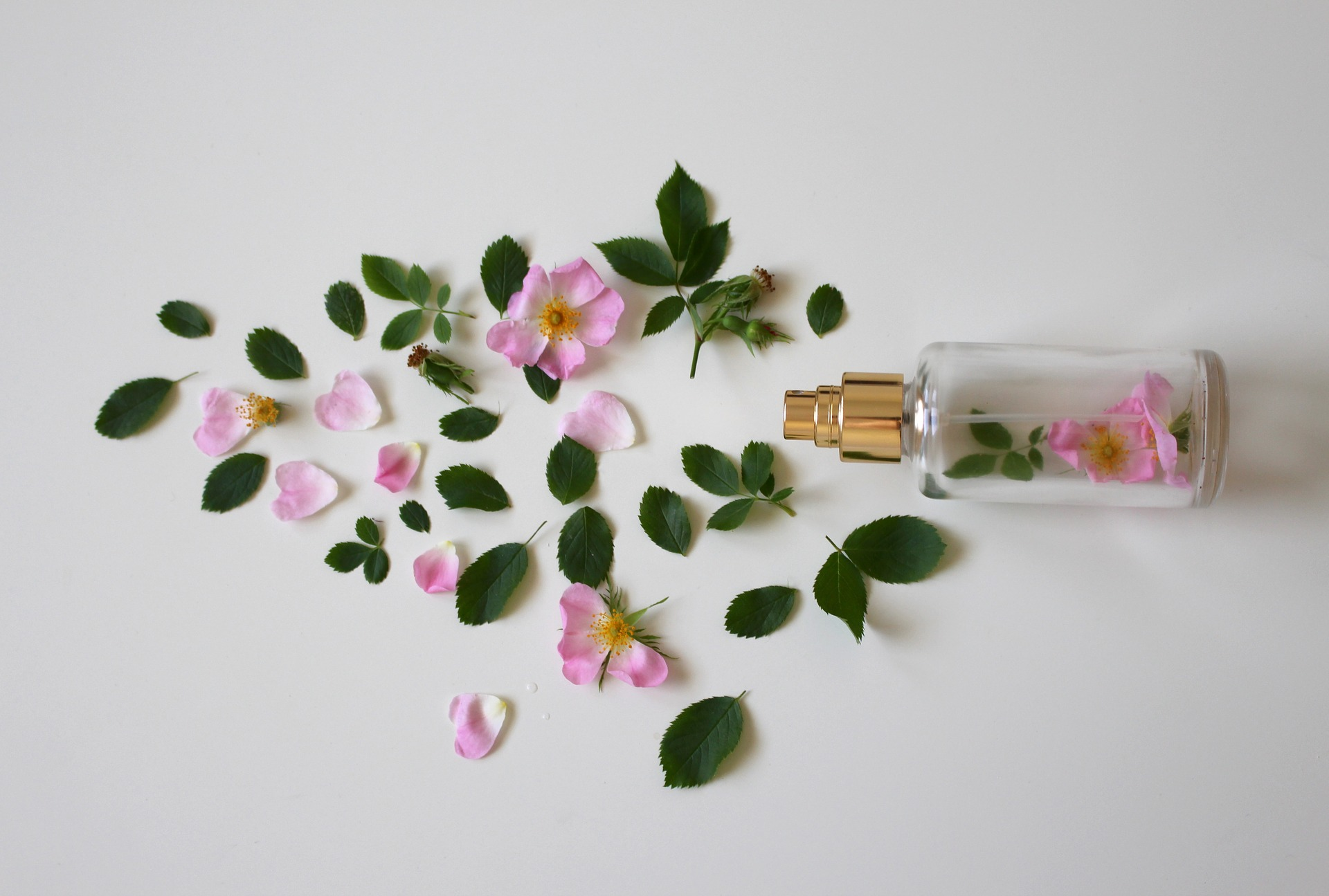 parfum naturel en cosmétique