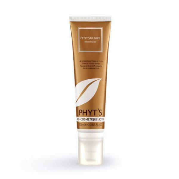 Crème bronz'activ