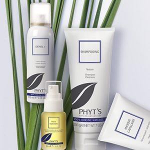 PHYT'S & Gamarde Capillary care line